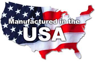 Manufactured in the U.S.A