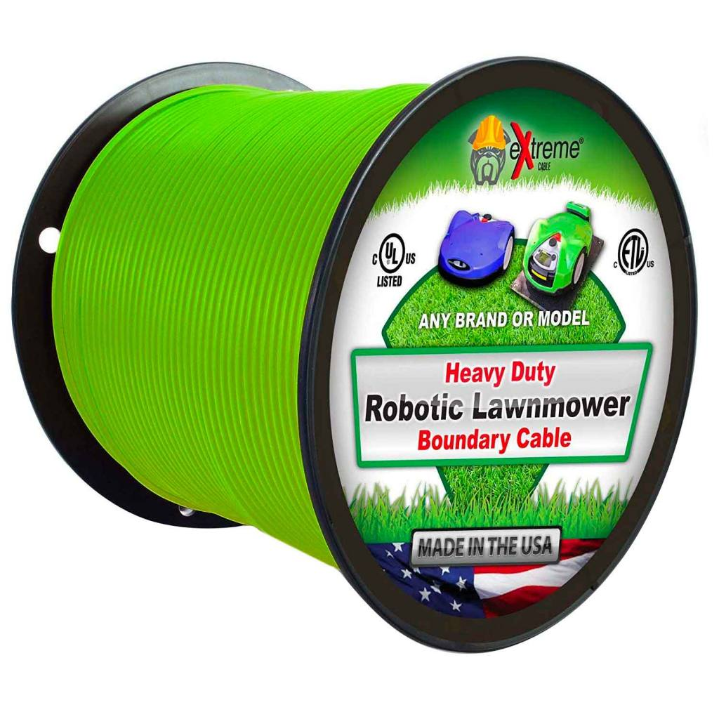 16 Gauge 500/' Solid Core Dog Fence Boundary Wire Polyethylene Heavy Duty