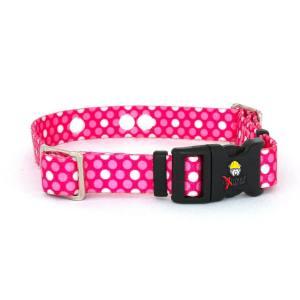 Dog Training Collar Strap - Pink