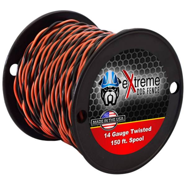 14 Gauge Twisted Wire- 150ft