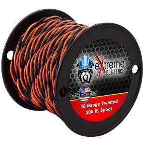 16 Gauge Twisted Wire- 200ft