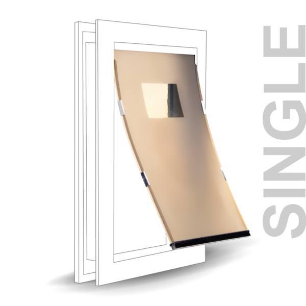 Replacement Door Single Flap